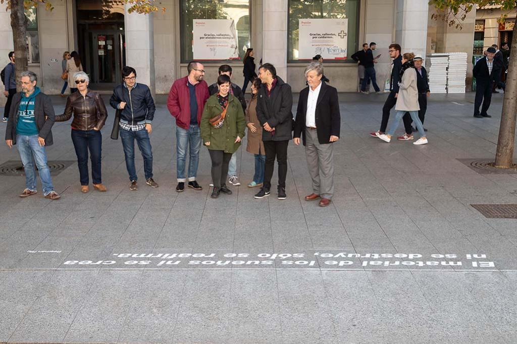 La poesía joven toma las calles de Zaragoza con el I Festival de Poesía Joven Rasmia!