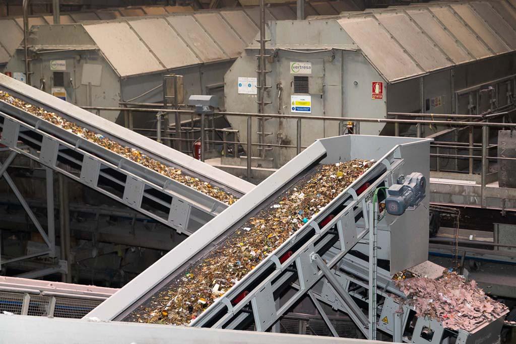 Aragón genera alrededor de 620.000 toneladas de residuos domésticos y comerciales