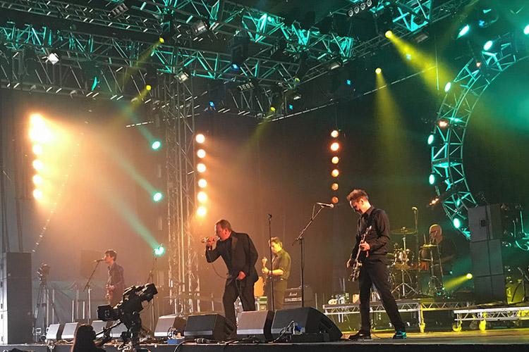 El new wave londinense llega a Zaragoza con The Godfathers este 2 de noviembre