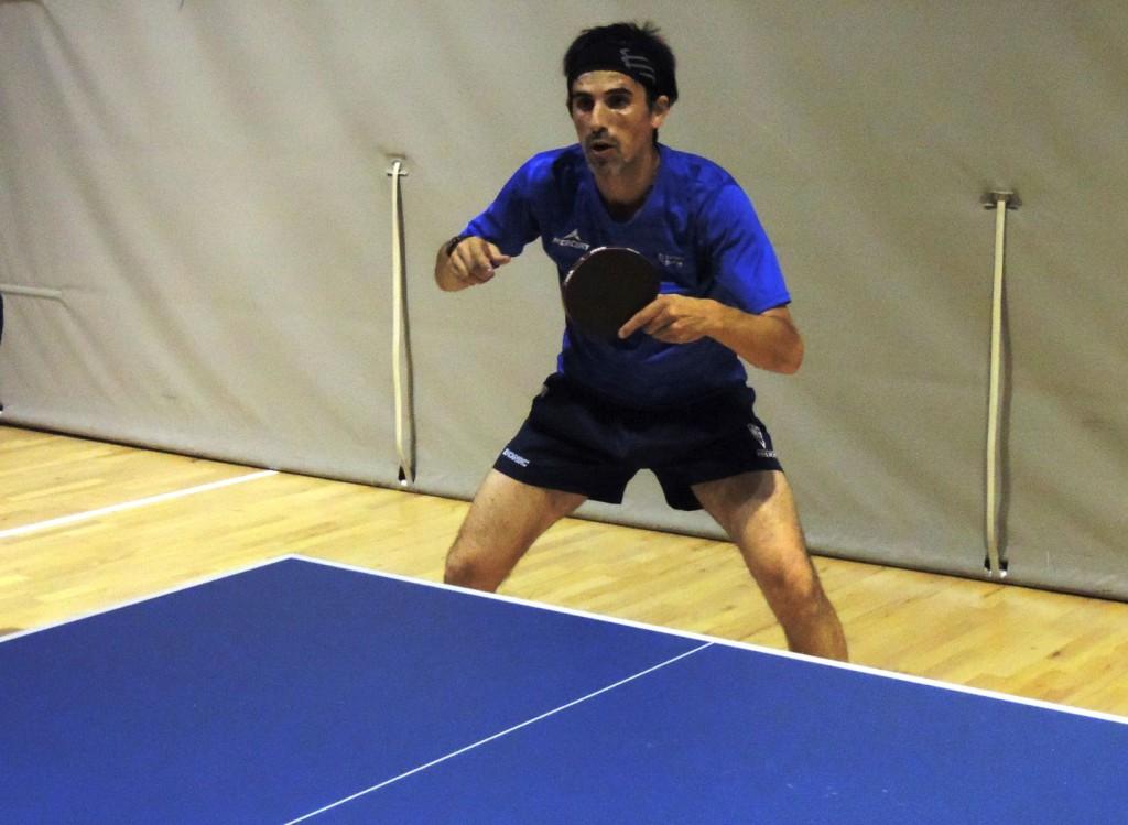 Complicados desplazamientos para los equipos aragoneses en la 5ª jornada de Segunda Estatal masculina de Tenis de Mesa