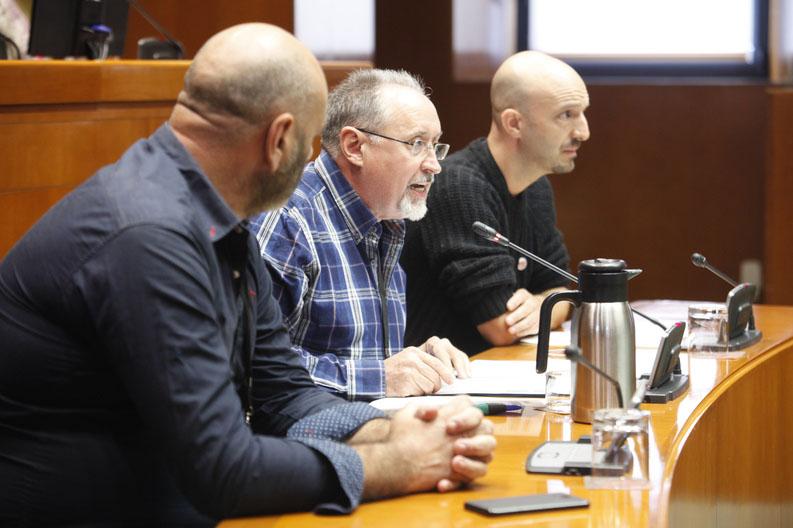Los afectados por el recrecimiento de Yesa vuelven a alertar de la falta de seguridad geológica de la obra hidráulica