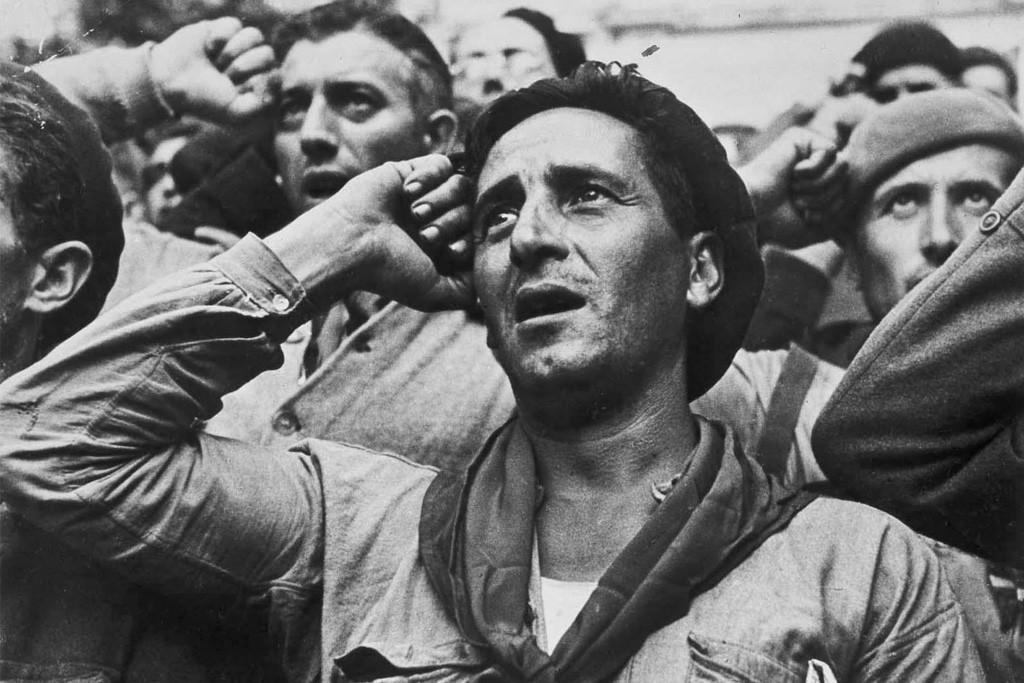 Homenaje a las Brigadas Internacionales: los pueblos del mundo en lucha contra el fascismo