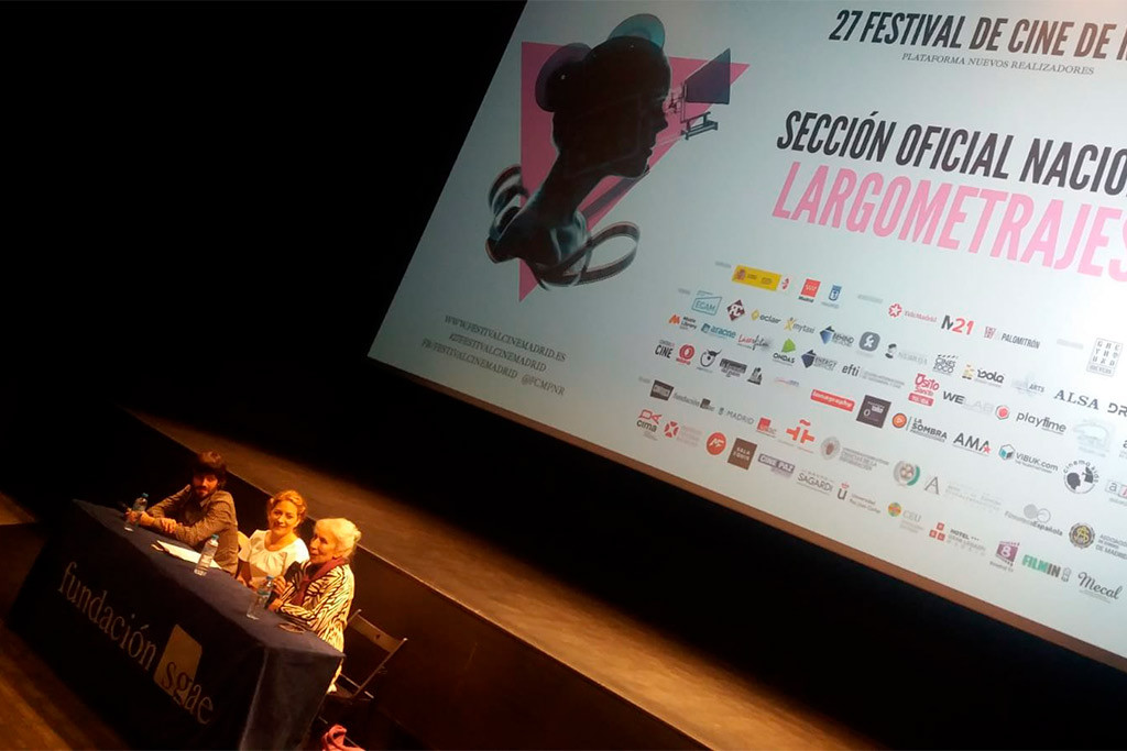 'Carrasca', el documental sobre la artista oscense Teresa Ramón viaja hasta Bogotá