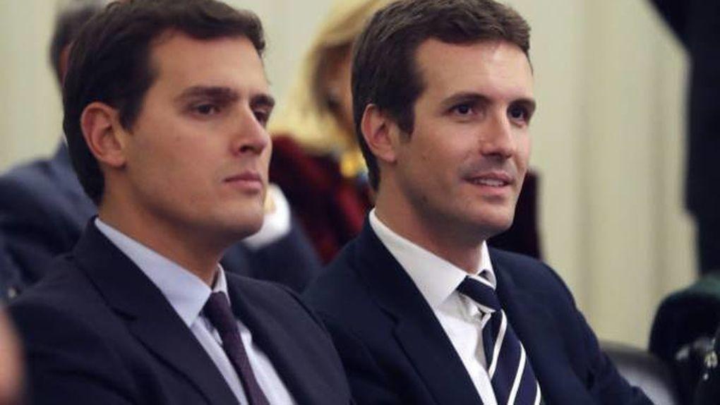 Rivera propone al PP una abstención a Sánchez con tres condiciones