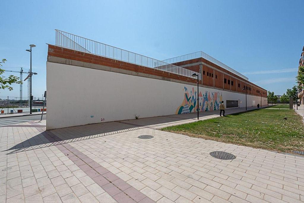Adjudicado el proyecto de la primera fase del Centro Cívico Rosales del Canal
