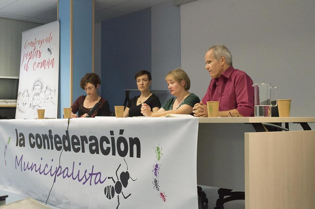 Alto Aragón en Común y una docena de candidaturas crean la Confederación Municipalista, un espacio común «ante el ciclo electoral que se abre»