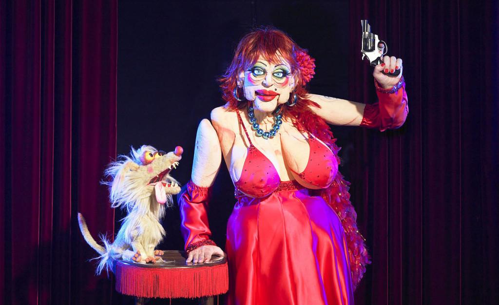 """Teatro Arbolé presenta a """"Es-puto cabaret"""", pura risa, carcajada cómplice y descarada en el espectáculo más burlón del mundo"""