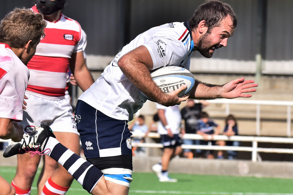 El Rugby Fénix a por 5 de 5 ante Andamen Tatami