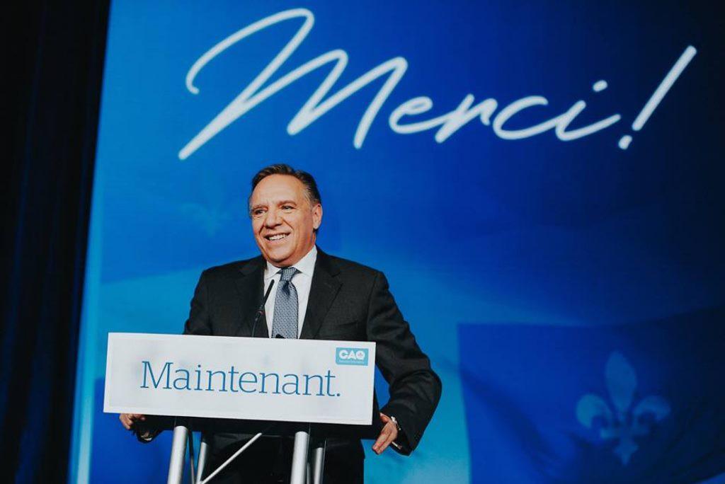 La Coalition Avenir Québec obtiene mayoría absoluta en las elecciones del Quebec con un discurso antinmigración