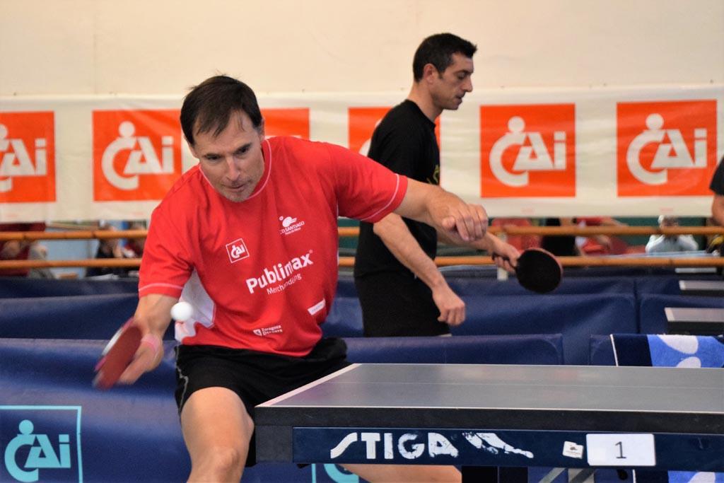 Triunfo de los dos equipos aragoneses de tenis de mesa en Segunda División
