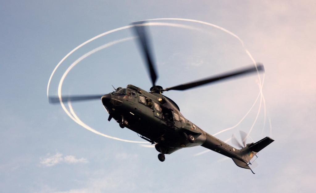 Fallece la mujer herida en Chaca tras caerle una rama de un árbol debido al paso de un helicóptero militar