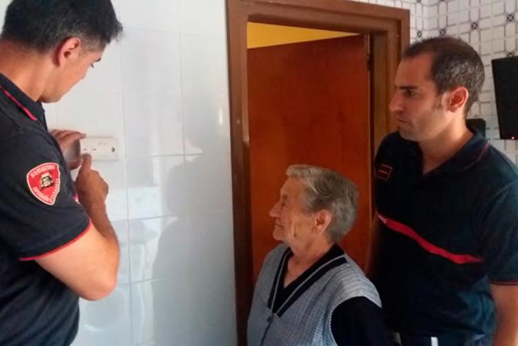 Instalados detectores de humo y de monóxido en 224 viviendas vulnerables del Valle del Ebro