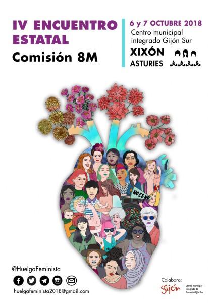 IV Encuentro-estatal Xixon octubre 2018