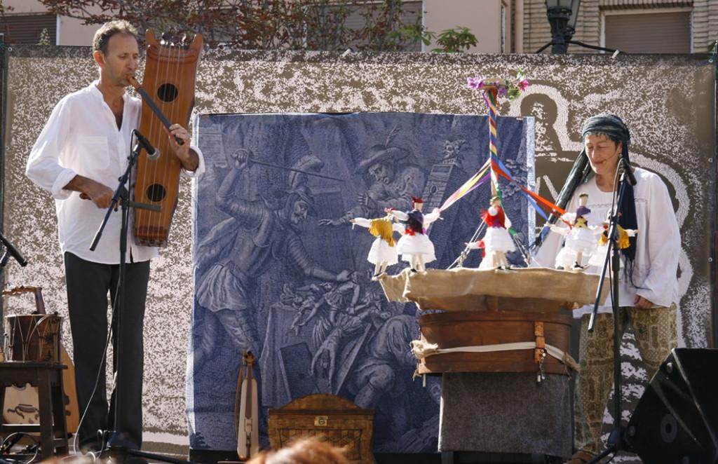 La Casa de los Títeres de Abizanda abre sus puertas este Puente del Pilar
