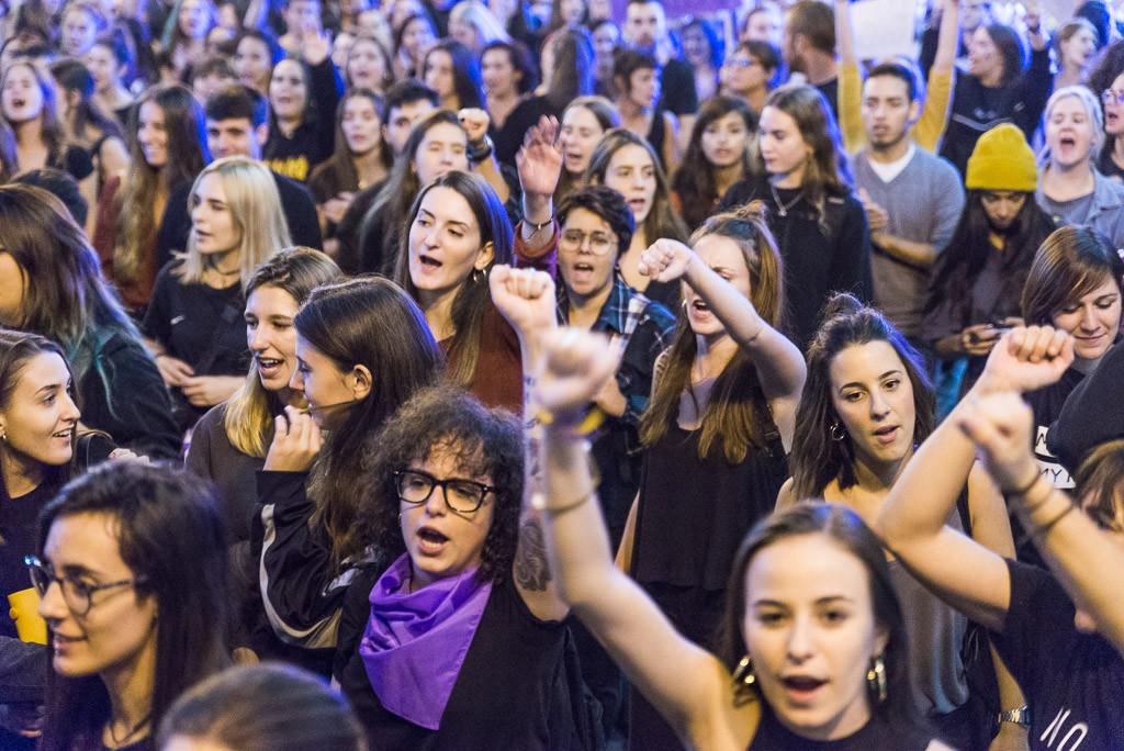 El CSA 'A Ixena' organiza la charla 'Dos siglos de lucha, un feminismo con memoria', a cargo de Julia Cámara