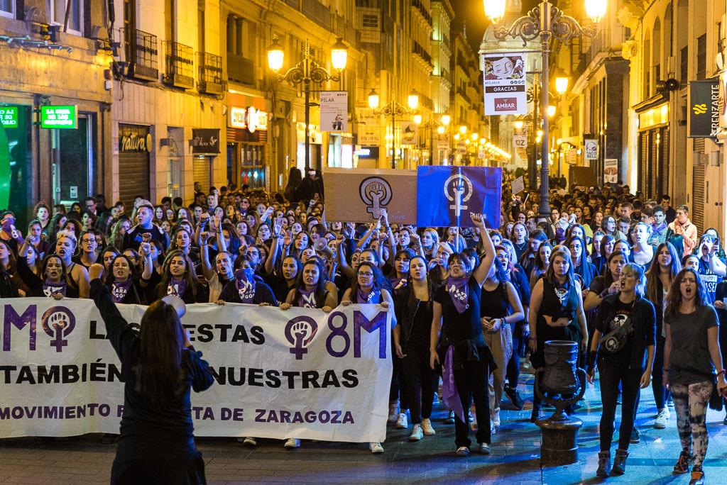 Denunciada una agresión sexual en la primera noche de Pilares