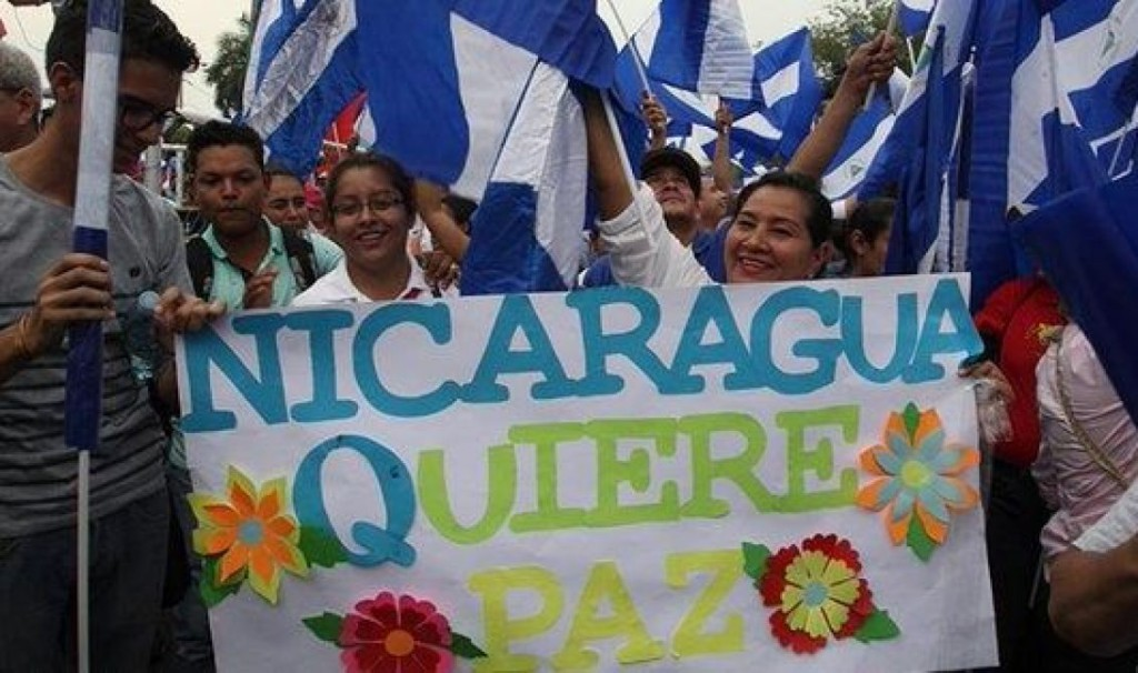 Comunicado de mujeres nicaragüenses residentes en Aragón