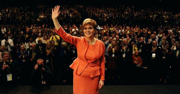 """Sturgeon: """"Estoy más segura que nunca que Escocia llegará a ser independiente"""""""