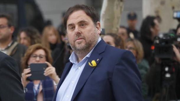 El Supremo abre juicio contra 18 dirigentes catalanes tras confirmar el cierre de la investigación del 1-O