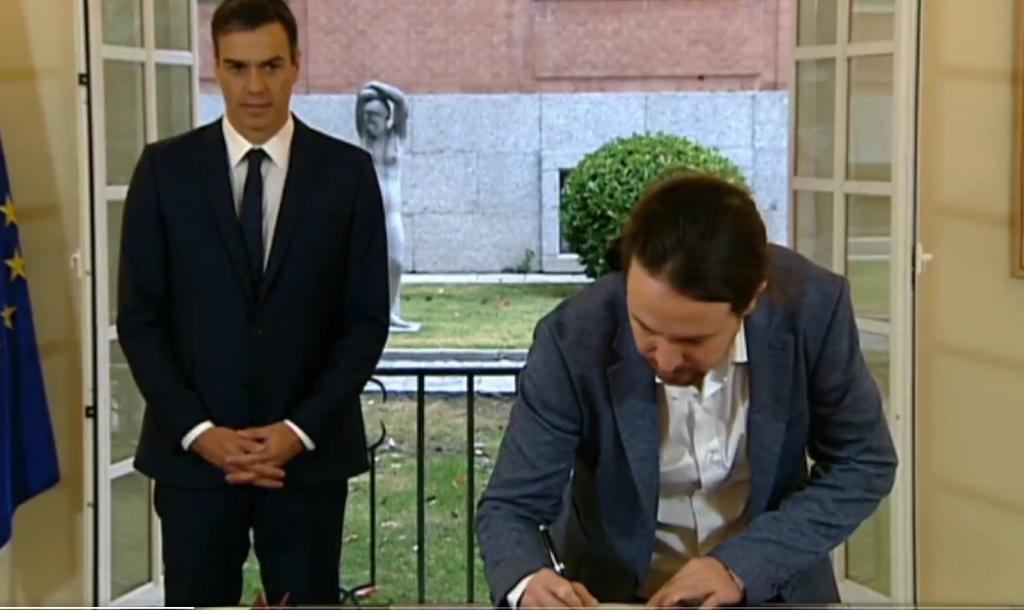 El Pleno de Zaragoza apoya el acuerdo presupuestario entre PSOE y Unidos Podemos