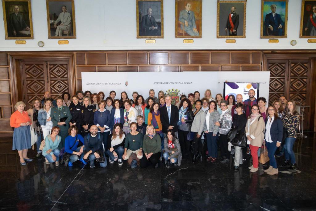 II Plan de Igualdad de Zaragoza: 235 medidas para combatir la brecha de género y conseguir una ciudad igualitaria en la diversidad