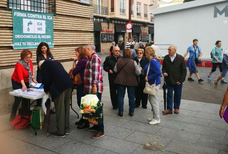 La FABZ demanda una reforma del ICA y recuerda los más de 100.000 impagos de recibos en Zaragoza