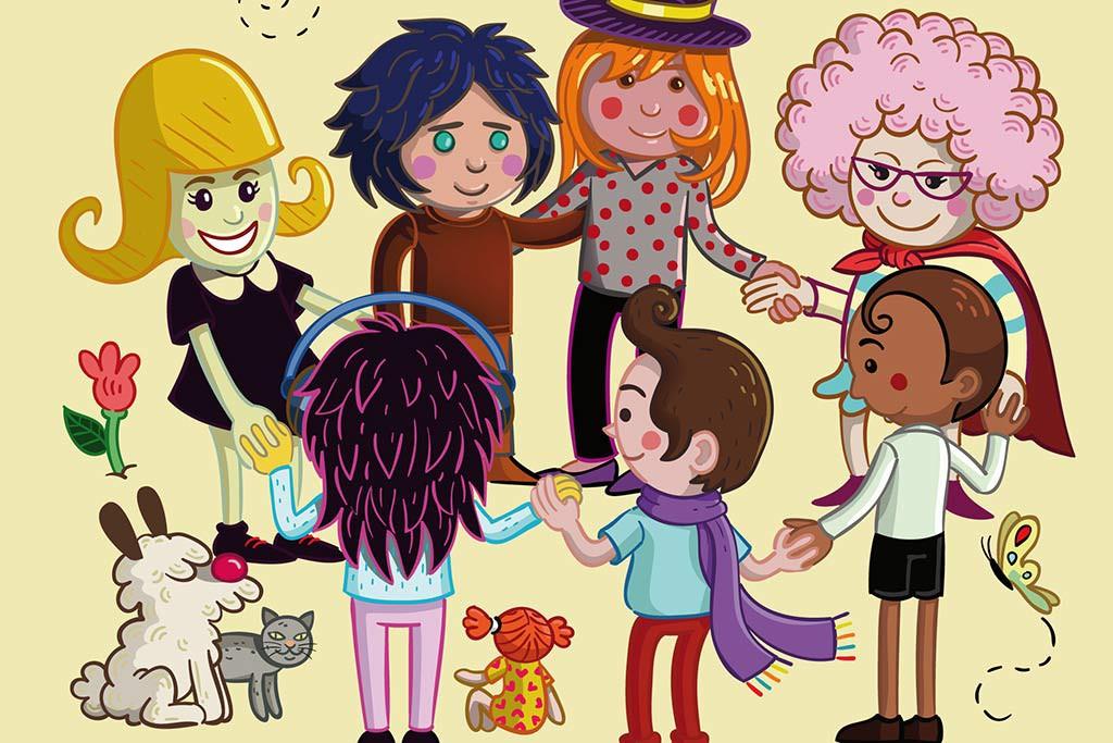 'Infancias libres. Talleres y actividades para la educación en géneros' llega a las librerías