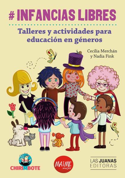 Tapa Infancias Libres ESPAÑA