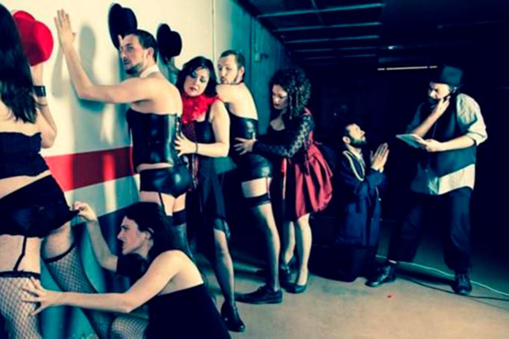 El Festival Nacional de Kabaret llega a Zaragoza de la mano de la banda aragonesa Dadá