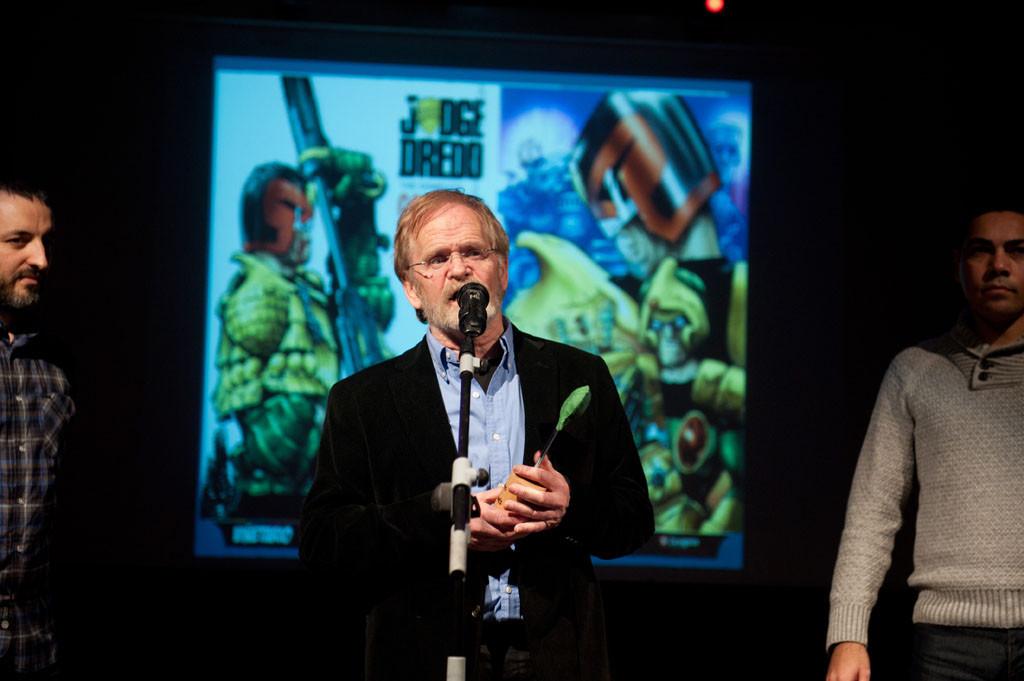 Fallece el autor zaragozano de cómic Carlos Ezquerra, creador de Judge Dredd