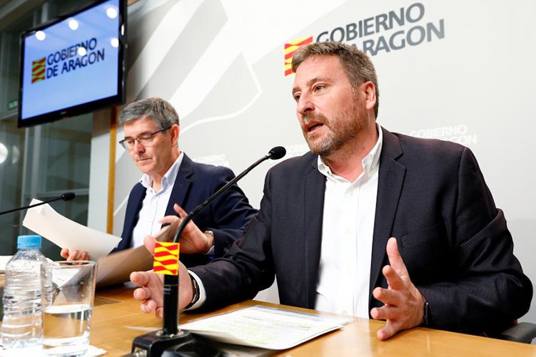 Luz verde al proyecto de Ley que materializa el derecho a la vivienda en Aragón