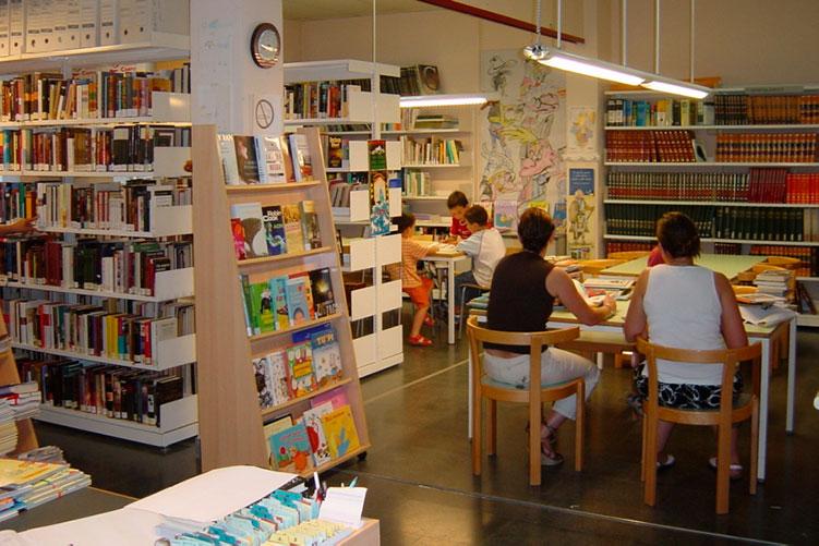 Aragón celebra el Día Internacional de las Bibliotecas durante toda la semana