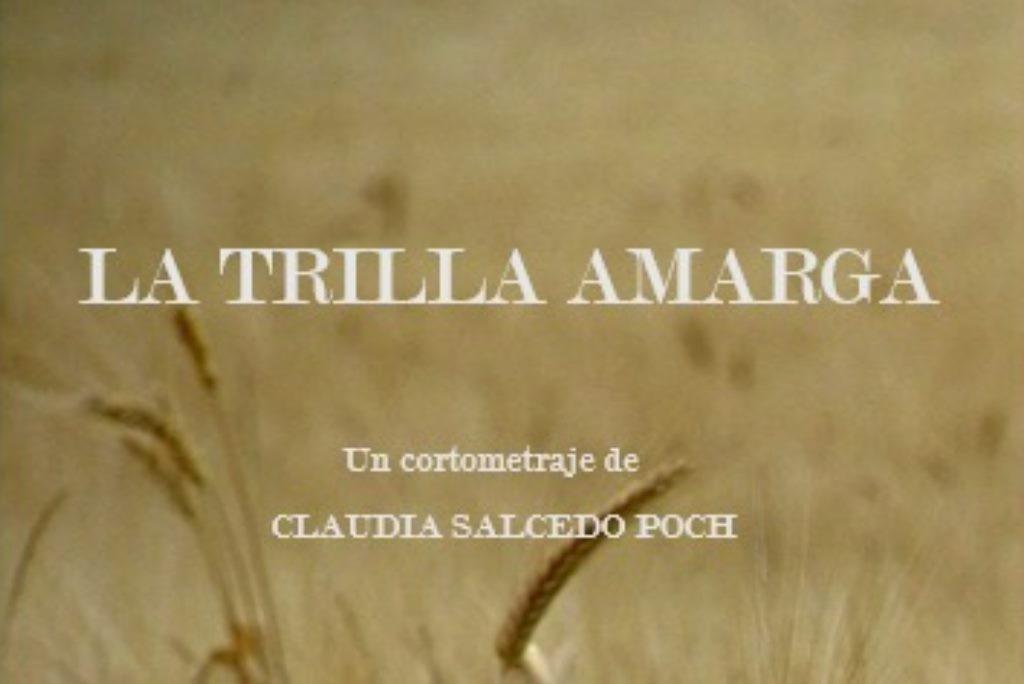 """La aragonesa Claudia Salcedo finalista en el certamen de cortometrajes """"Navarra, Tierra de Cine"""""""