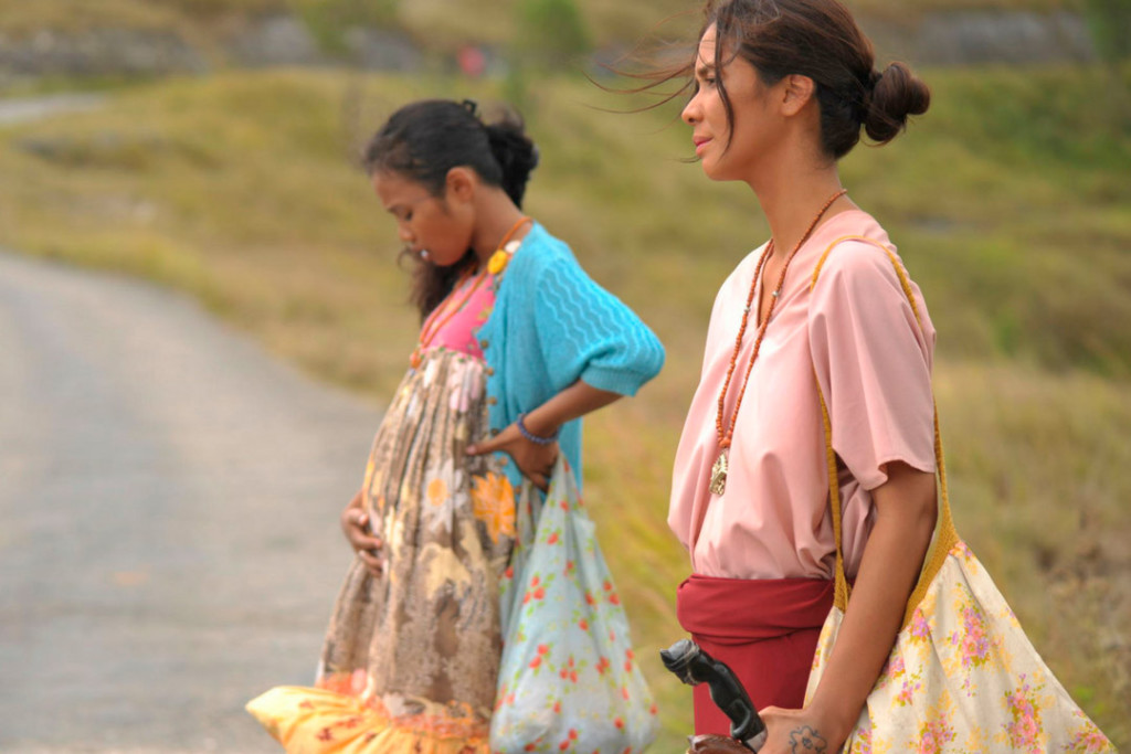"Fotograma de ""Marlina and the murderers in four acts"""