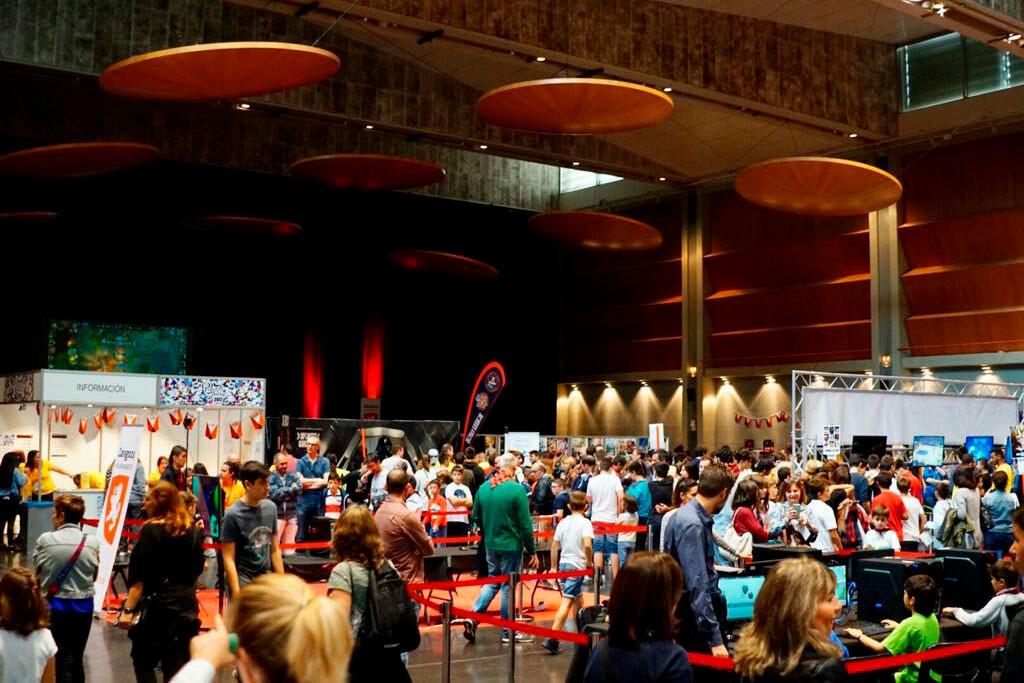 La Sala Multiusos abre sus puertas como epicentro del Pilar Joven 2018 durante todo el fin de semana