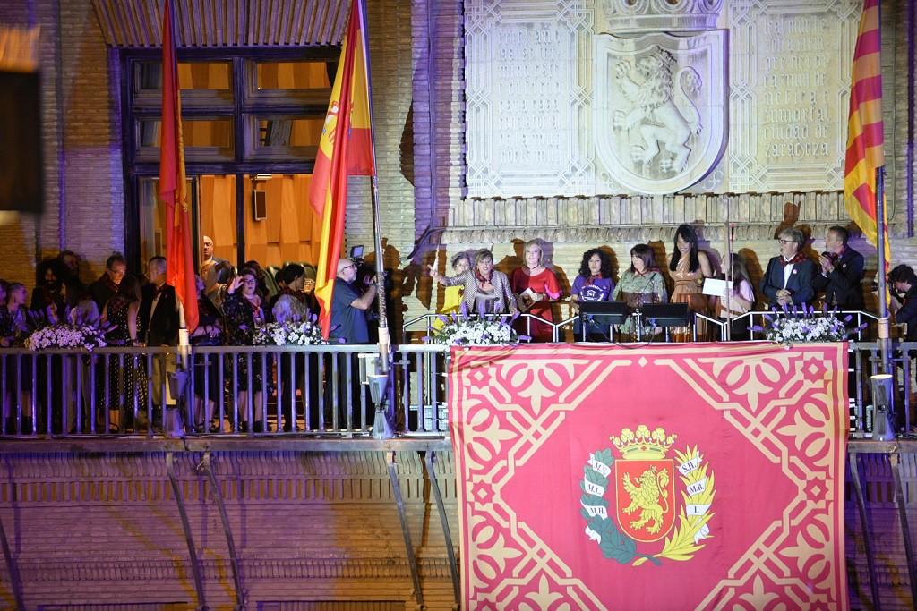 La lucha de las mujeres impregna el comienzo de los Pilares 2018