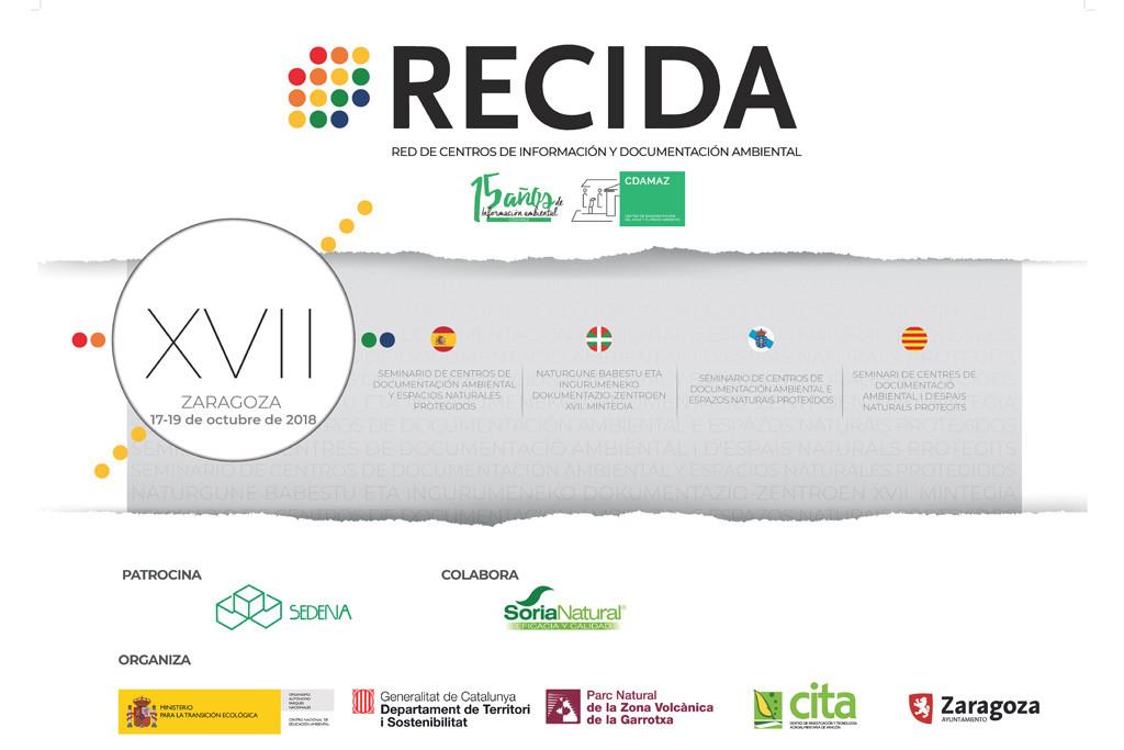 El CDAMAZ reúne en Zaragoza a representantes de más de 100 bibliotecas ambientales y centros de información de espacios naturales protegidos
