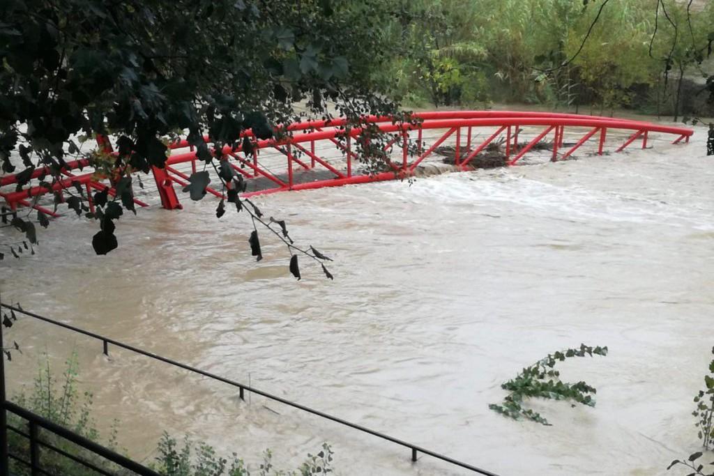"""Ganar Alcañiz exige """"explicaciones y responsabilidades"""" ante la """"falta de previsión"""" para aminorar los desperfectos en la ribera tras la riada"""