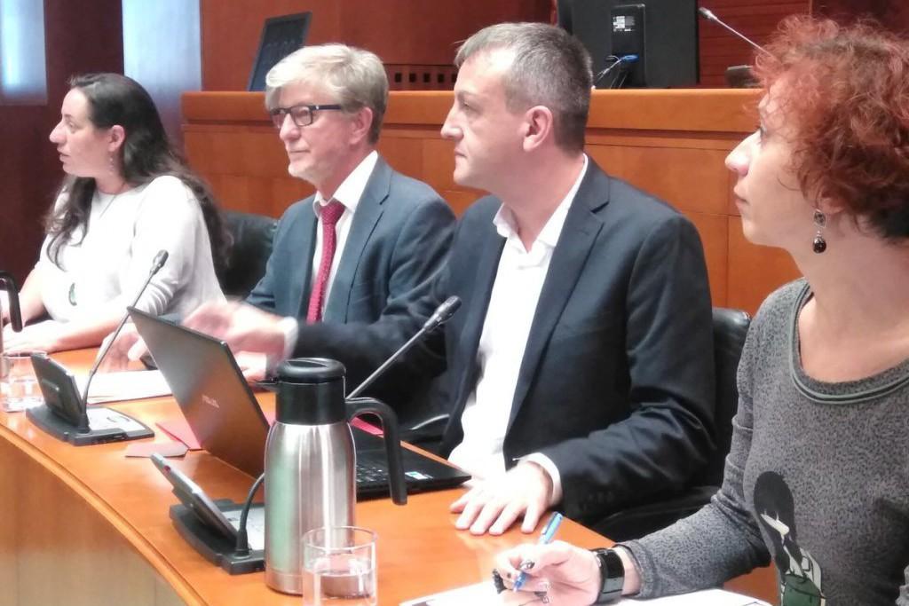 """Santisteve no cierra la vía judicial en los tribunales de la UE para frenar el """"ICA de Lambán"""""""