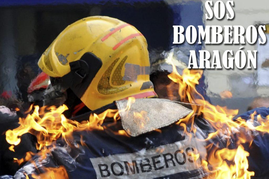 Se estrena el corto-documental 'SOS Bomberos Aragón'