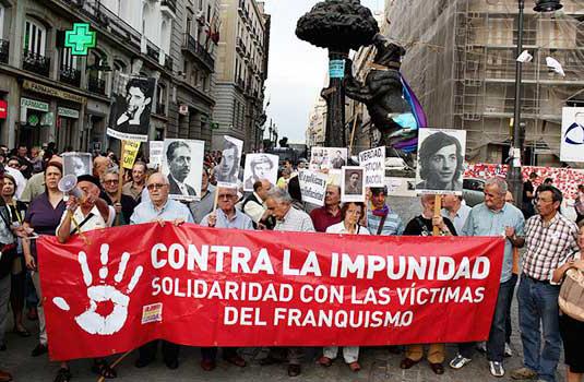 CGT valora positivamente la ley de memoria democrática del Gobierno de Aragón pero ve sombras