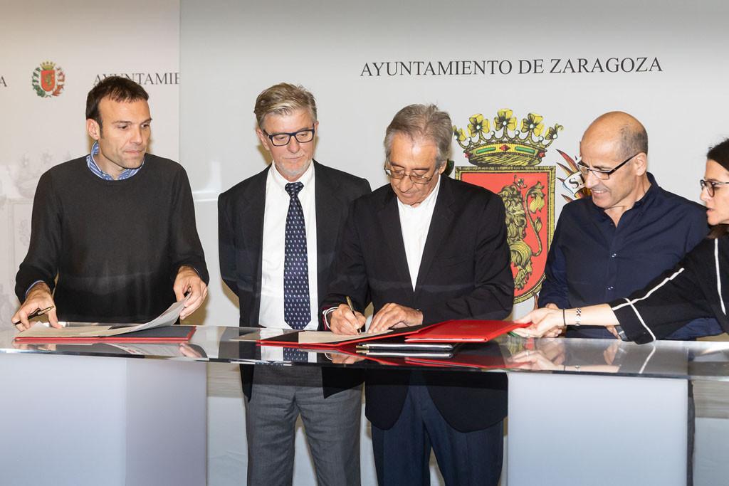 Los mercados municipales, protagonistas del impulso al comercio en Zaragoza