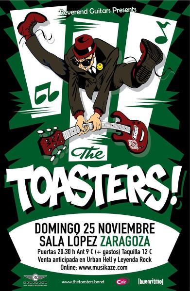 25N Toasters Zgz