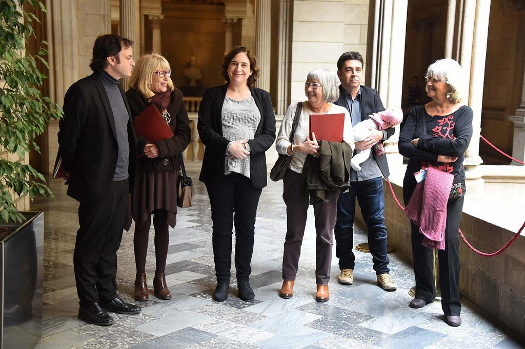 Barcelona se querella contra Carlos Rey, el juez militar que firmó la condena de Puig Antich