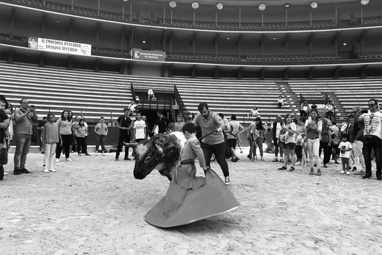 UNICEF España rechazó la actividad taurina de Jaraba y pidió no aparecer en el cartel