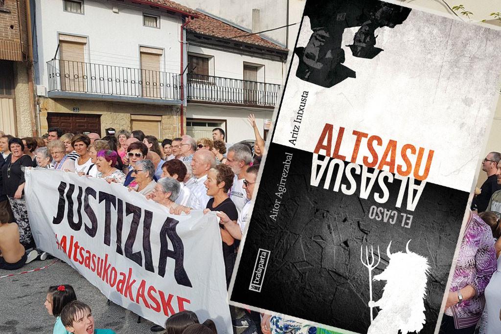 """'Altsasu. El caso Alsasua', un libro que pretende dar a conocer """"la versión real y no la ficticia de los grandes medios"""""""