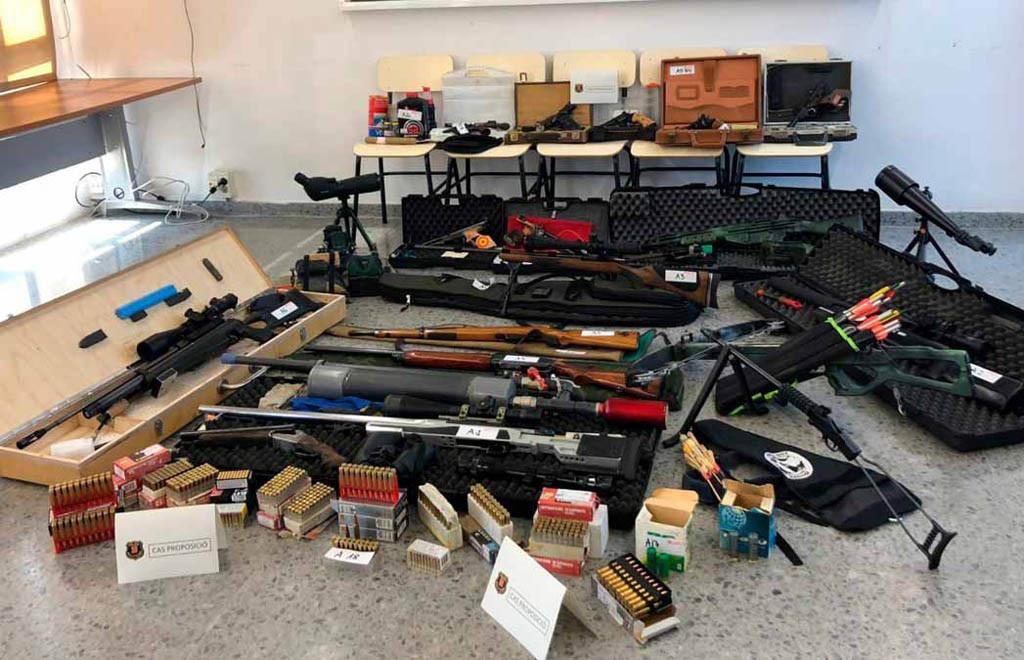 La Audiencia Nacional no estima terrorismo la tenencia de armas y la planificación del asesinato de Pedro Sánchez