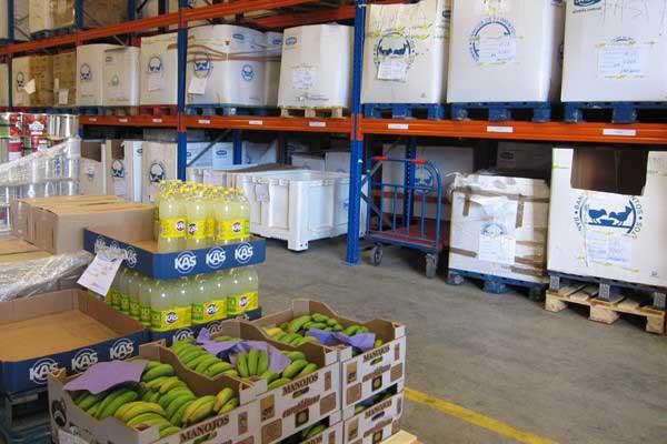 El Voluntariado por Zaragoza colabora con el Banco de Alimentos en su nueva campaña