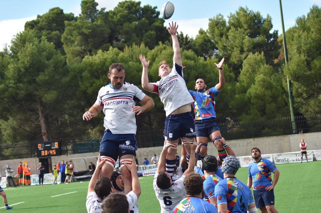 Bantierra Fénix vuelve a la competición en Poble Nou