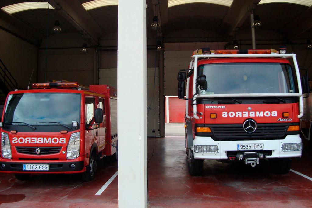 La plantilla de bomberos de Uesca denuncia al Ayuntamiento ante Inspección de Trabajo